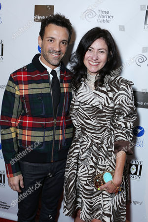 BEVERLY HILLS, CA - NOVEMBER 29: George Kotsiopoulos and Magda Berliner at the Opening Night Of Project Angel Food's Divine Design 2012 Presented By Time Warner Cable held at Divine Design Market Place on November 29, 2012 in Beverly Hills, California. Magda Berliner George Kotsiopoulos
