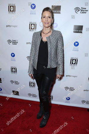 Stock Photo of BEVERLY HILLS, CA - NOVEMBER 29: Laurel Berman at the Opening Night Of Project Angel Food's Divine Design 2012 Presented By Time Warner Cable held at Divine Design Market Place on November 29, 2012 in Beverly Hills, California. Laurel Berman