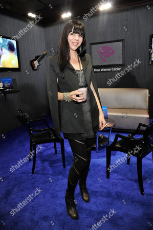 BEVERLY HILLS, CA - NOVEMBER 30: Mila Hermanovski at the VIP Shopping Party of Project Angel Food's Divine Design 2012 Presented by Time Warner Cable held at Divine Design Market Place on November 30, 2012 in Beverly Hills, California. Mila Hermanovski