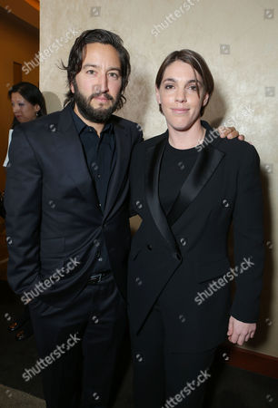 HOLLYWOOD, CA - DECEMBER 10: Producers Greg Shapiro and Megan Ellison at Columbia Pictures 'Zero Dark Thirty' Premiere at Dolby Theatre on December 10, 2012 in Hollywood, California. Greg Shapiro: Megan Ellison