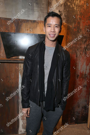 LOS ANGELES, CA - FEBRUARY 08: Jason Chung Nosaj Thing at Levi's 501 140 year Anniversary Party held at Ace Museum on February 8, 2013 in Los Angeles, California. Jason Chung Nosaj Thing