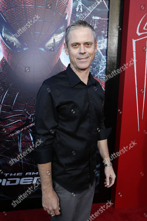 WESTWOOD, CA - JUNE 28: C. Thomas Howell at Columbia Pictures Premiere of 'The Amazing Spider-Man' at Regency Village Theatre on June 28, 2012 in Westwood, California.