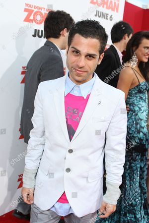HOLLYWOOD, CA - MAY 28: Ido Mosseri at the World Premiere of Columbia Pictures' 'You Don't Mess with the Zohan' on May 28, 2008 at Grauman's Chinese Theatre in Hollywood, CA.