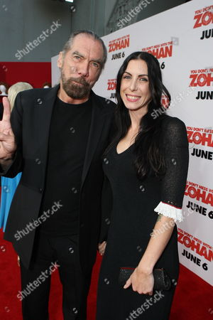 HOLLYWOOD, CA - MAY 28: Jean Paul DeJoria and Alexis DeJoria at the World Premiere of Columbia Pictures' 'You Don't Mess with the Zohan' on May 28, 2008 at Grauman's Chinese Theatre in Hollywood, CA.
