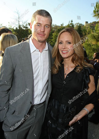 LOS ANGELES, CA - MAY 31: Actor Eric Dane (L) and Butterfly Ball Co-Chair Dana Walden arrive at the 7th Annual Chrysalis Butterfly Ball held at a private residence on May 31, 2008 in Los Angeles, California. Dana Walden Eric Dane