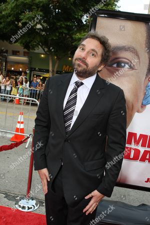 WESTWOOD, CA - JULY 08: Producer Todd Komarnicki at 20th Century Fox World Premiere of 'Meet Dave' on July 08, 2008 at the Mann Village Theatre in Westwood, CA.