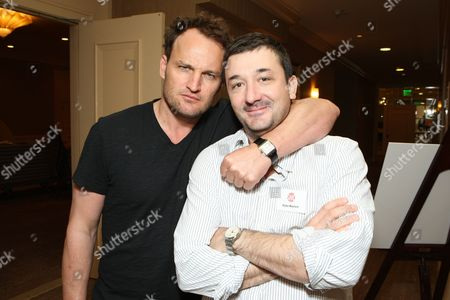 BEVERLY HILLS, CA - JULY 18: Jason Clarke and Exec. Producer Blake Masters at Showtime's Television Critics Association Press Tour held at the Beverly Hilton hotel on July 18, 2008 in Beverly Hills, California.