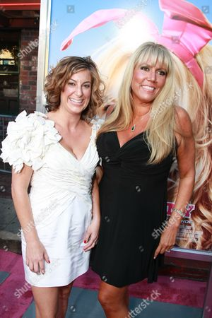 Editorial picture of Columbia Pictures Premiere of 'The House Bunny' Westwood Los Angeles, America.