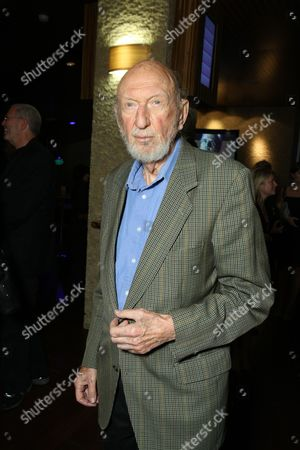 LOS ANGELES, CA - OCTOBER 06:**EXCLUSIVE** Irvin Kershner at the Los Angeles Screening of Lionsgate's 'W' on October 06, 2008 at the Landmark Theatres in Los Angeles, CA.