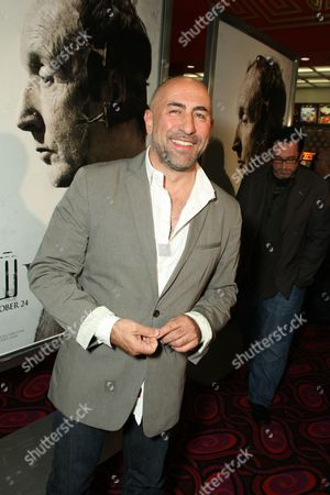 LOS ANGELES, CA - OCTOBER 21: Carlo Rota at Lionsgate's Special Screening of 'Saw V' on October 21, 2008 at the Mann's Chinese Six in Los Angeles, CA.