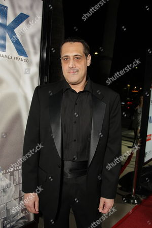 BEVERLY HILLS, CA - NOVEMBER 13: Stuart Milk at Focus Features' Los Angeles Premiere of 'MILK' on November 13, 2008 at Academy of Motion Pictures Arts and Sciences in Beverly Hills, CA.