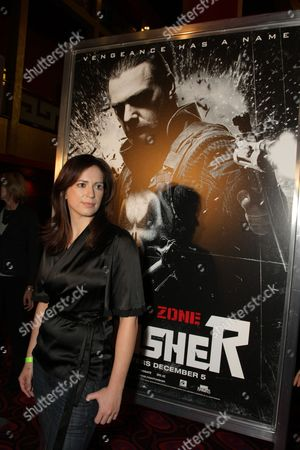 HOLLYWOOD, CA - DECEMBER 01: Director Lexi Alexander at Lionsgate special screening of 'The Punisher' on December 01, 2008 at Mann's Chinese Theatre in Hollywood, California.