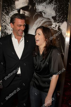 HOLLYWOOD, CA - DECEMBER 01: Ray Stevenson and Director Lexi Alexander at Lionsgate special screening of 'The Punisher' on December 01, 2008 at Mann's Chinese Theatre in Hollywood, California.