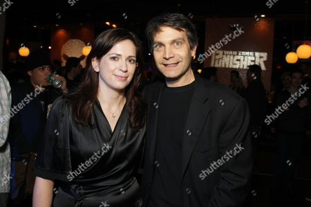Editorial photo of Special Screening Of Lionsgate's 'Punisher: War Zone'