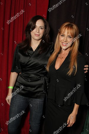 HOLLYWOOD, CA - DECEMBER 01: **Exclusive** Director Lexi Alexander and Julie Benz at Lionsgate special screening of 'The Punisher' on December 01, 2008 at Mann's Chinese Theatre in Hollywood, California.