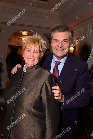 BEVERLY HILLS, CA - JANUARY 10: **EXCLUSIVE** Mary Willard and Fred Willard at Walt Disney Pictures/Miramax Pre Golden Globe Party on January 10, 2009 at the Beverly Wishire Hotel in Beverly Hills, California.