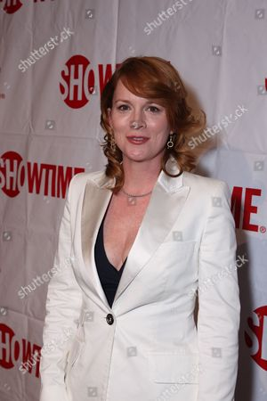 HOLLYWOOD, CA - JANUARY 14: Laurel Holloman at Showtime's 2009 Winter TCA Party on January 14, 2009 at the Roosevelt Hotel in Hollywood, California.