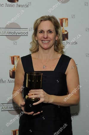 WESTWOOD, CA - JANUARY 30: Melissa Cobb at the 36th Annual Annie Awards on January 30, 2009 at UCLA in Westwood, California.