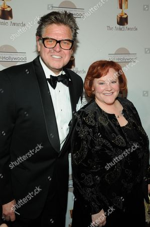 WESTWOOD, CA - JANUARY 30: Pat Fraley and Edie McClurg at the 36th Annual Annie Awards on January 30, 2009 at UCLA in Westwood, California.