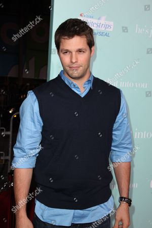 LOS ANGELES, CA - FEBRUARY 02: Justin Bruening at the World Premiere of New Line Cinema's 'He's Just Not That Into You' on February 02, 2009 at the Grauman's Chinese Theatre in Los Angeles, California.