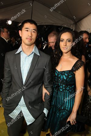 HOLLYWOOD, CA - MARCH 02: Screenwriter Alex Tse at the U.S. Premiere of Warner Bros. Pictures 'Watchmen' on March 02, 2009 at Grauman's Chinese Theatre in Hollywood, California.