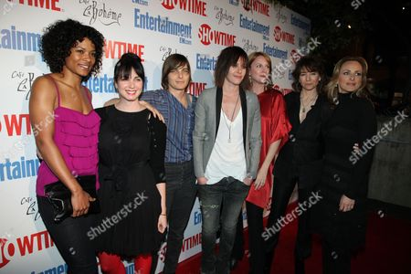 Editorial image of Showtime's 'L Word' Farewell party West Hollywood Los Angeles, America.