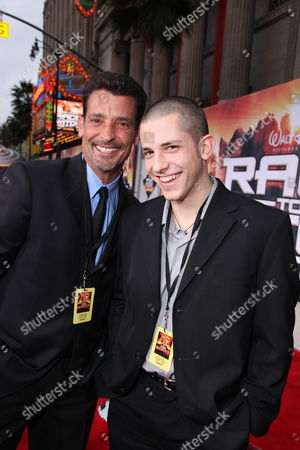 HOLLYWOOD, CA - MARCH 11: Robert Torti and Zac Torti at The World Premiere of Walt Disney Pictures 'Race to Witch Mountain' on March 11, 2009 at the El Capitan Theatre in Hollywood, California.