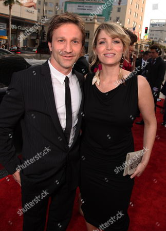 HOLLWOOD, CA - APRIL 27: Breckin Meyer and Deborah Kaplan at New Line Cinema's 'Ghosts of Girlfriends Past' World Premiere on April 27, 2009 at the Grauman's Chinese Theatre in Hollywood, California.
