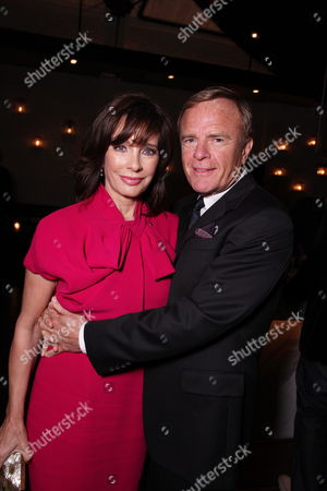 HOLLWOOD, CA - APRIL 27: Anne Archer and Terry Jastrow at New Line Cinema's 'Ghosts of Girlfriends Past' World Premiere on April 27, 2009 at the Grauman's Chinese Theatre in Hollywood, California.