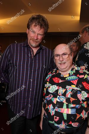 BEVERLY HILLS, CA - JULY 28: Director/Writer Roger Allers and Animator/Director Eric Goldberg at the 14th Marc Davis Animation Celebrating Hayao Miyazaki on July 28, 2009 at the Academy of Motion Pictures Arts and Sciences in Beverly Hills, California.