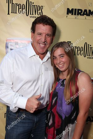 HOLLYWOOD, CA - AUGUST 24: Jake Steinfeld at Miramax Films Los Angeles Premiere of 'Extract' Co-Hosted by Three-O Vodka on August 24, 2009 at Arclight Hollywood in Hollywood, California.