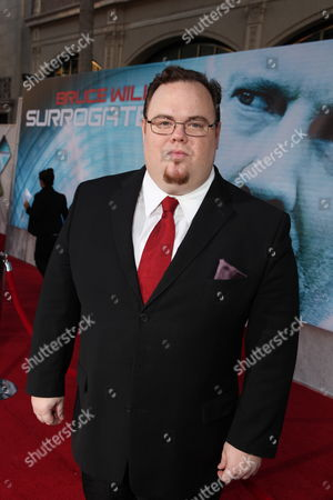 HOLLYWOOD, CA - SEPTEMBER 24: Devin Ratray at the World Premiere of Touchstone Pictures' 'Surrogates' on September 24, 2009 at the El Capitan Theatre in Hollywood, California.