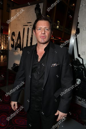 HOLLYWOOD, CA - OCTOBER 22: Costas Mandylor at Lionsgate's screening of 'Saw VI' on October 22, 2009 at The Mann's Chinese Six Theater in Hollywood, California.