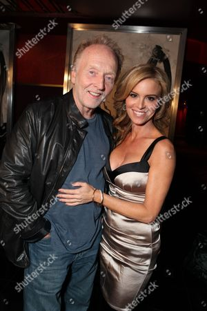 HOLLYWOOD, CA - OCTOBER 22: Tobin Bell and Betsy Russell at Lionsgate's screening of 'Saw VI' on October 22, 2009 at The Mann's Chinese Six Theater in Hollywood, California.