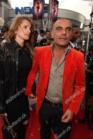 LOS ANGELES, CA - OCTOBER 27: Christian Audigier at Columbia Pictures' Premiere of Michael Jackson's 'This Is It' on October 27, 2009 at the Nokia Theatre L.A. Live in Los Angeles, California.