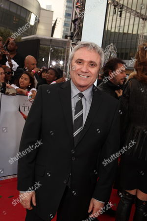 LOS ANGELES, CA - OCTOBER 27: AEG's Randy Phillips at Columbia Pictures' Premiere of Michael Jackson's 'This Is It' on October 27, 2009 at the Nokia Theatre L.A. Live in Los Angeles, California.