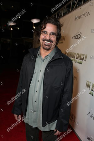 HOLLYWOOD, CA - OCTOBER 28: David Della Rocco at the Los Angeles Premiere of 'The Boomdock Saints II: All Saints Day' on October 28, 2009 at the Arclight Theatre in Hollywood, California.