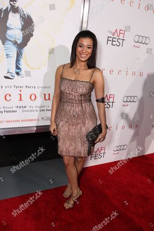 Editorial image of Lionsgate Los Angeles Premiere of 'Precious' at the AFI Fest Hollywood Los Angeles, America.