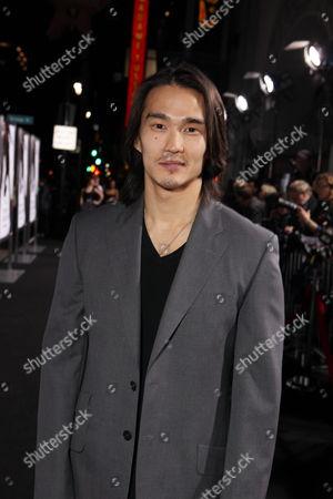 HOLLYWOOD, CA - NOVEMBER 19: Karl Yune at Warner Bros. Pictures Premiere of 'Ninja Assassin' on November 19, 2009 at Grauman's Chinese Theatre in Hollywood, California.