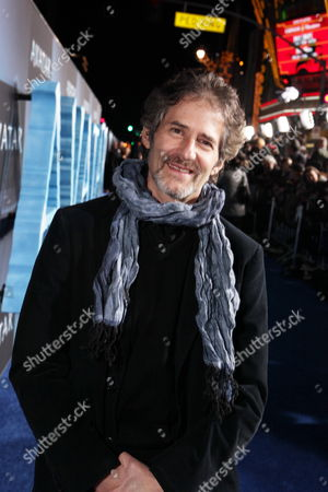 HOLLYWOOD, CA - DECEMBER 16: Composer James Horner at 20th Century Fox Los Angeles Premiere of 'Avatar' on December 16, 2009 at Mann's Chinese Theatre in Hollywood, California.