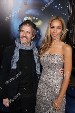 HOLLYWOOD, CA - DECEMBER 16: Composer James Horner and Leona Lewis at 20th Century Fox Los Angeles Premiere of 'Avatar' on December 16, 2009 at Mann's Chinese Theatre in Hollywood, California.