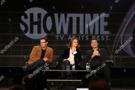 Editorial image of Showtime's 2010 Winter TCA Pasadena Los Angeles, America.