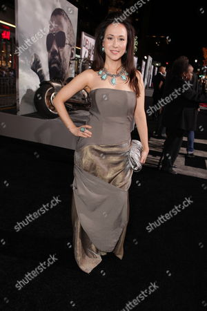 Editorial picture of Warner Bros. Pictures Premiere of Alcon Entertainment's 'The Book of Eli' Hollywood Los Angeles, America.