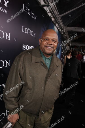 HOLLYWOOD, CA - JANUARY 21: Charles S. Dutton at the World Premiere of Screen Gems 'Legion' at Cinerama Dome on January 21, 2010 in Hollywood, California.