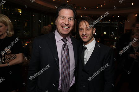 HOLLYWOOD, CA - JANUARY 27:**EXCLUSIVE** Producer Gary Foster and Producer Andrew Panay at the World Premiere of Touchstone Pictures 'When In Rome' on January 27, 2010 at the El Capitan Theatre in Hollywood, California.