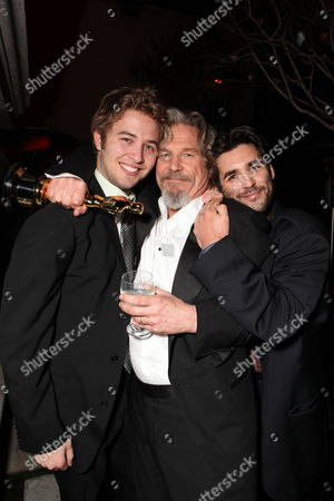 Editorial photo of 20th Century Fox - Fox Searchlight Pictures Oscar Party Hollywood Los Angeles, America.