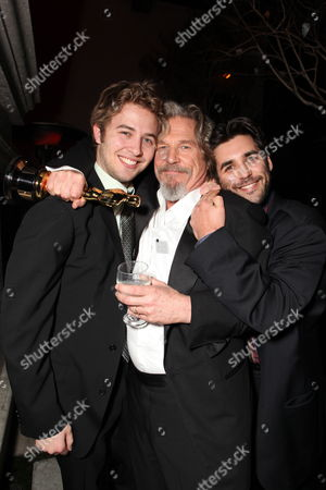 Editorial image of 20th Century Fox - Fox Searchlight Pictures Oscar Party Hollywood Los Angeles, America.