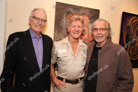 Editorial image of Stan Brock and RAM (Remote Access Medical) reception hosted by Jerry Moss