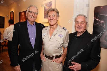 Editorial photo of Stan Brock and RAM (Remote Access Medical) reception hosted by Jerry Moss