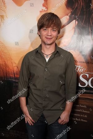HOLLYWOOD, CA - MARCH 25: Jason Earles at the World Premiere of Touchstone Pictures 'The Last Song' on March 25, 2010 at ArcLight Hollywood Cinema in Hollywood, CA.
